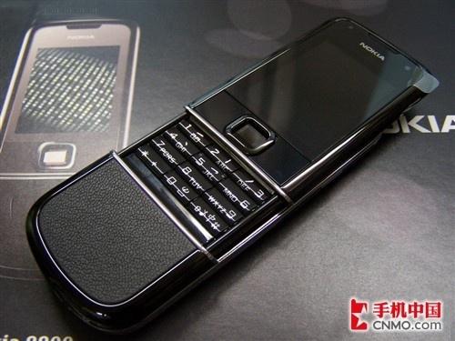 尊崇华贵 诺基亚8800SA黑色宝石版促销