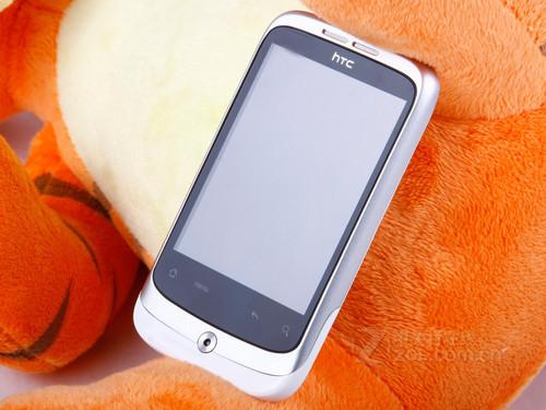 超级安卓人气王 HTC Wildfire仅售1550