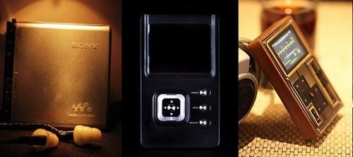 末代MDSONYMZ-RH1对抗高端纯音MP3