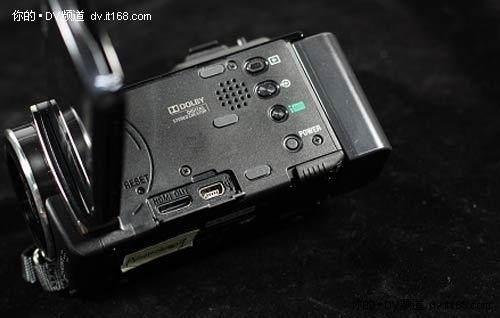 家用高清硬盘DV 索尼XR150E大降