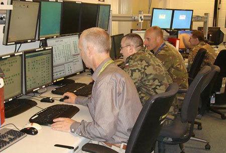 由电脑专家组成的德国国防军网络战部队