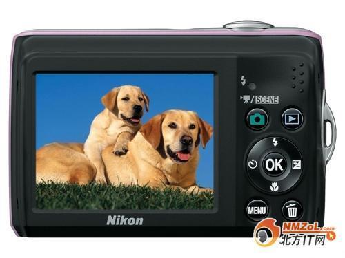 低端入门级数码相机尼康L21仅售600元