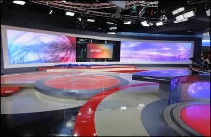 东方卫视新闻直播室