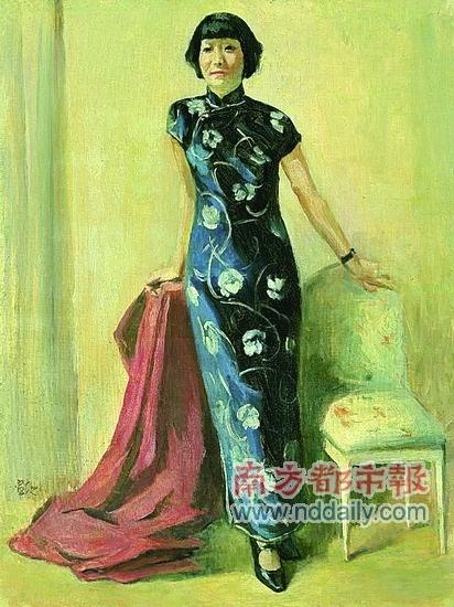 """徐悲鸿""""天价油画""""被指系""""学生习作""""(图)"""