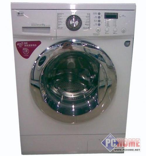 降低能量耗损LG滚筒洗衣机直降百元