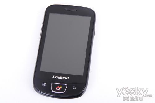 电信3G微博手机千元安卓酷派5820评测(2)