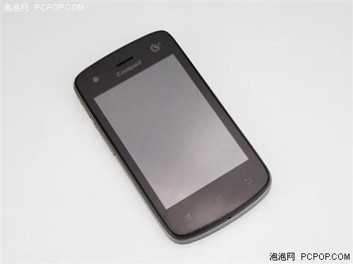 千元级移动TD新机酷派8810详细评测(2)