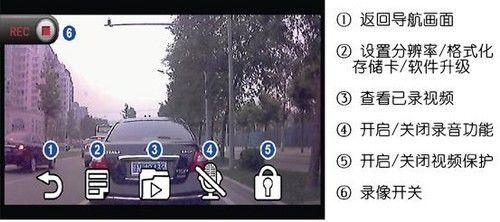 行车防碰瓷利器专业高清行车记录仪推荐