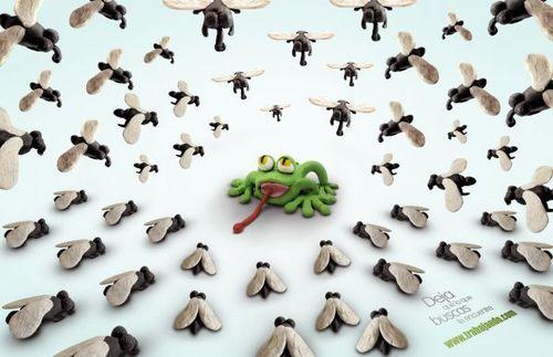 青蛙脚蹼结构图