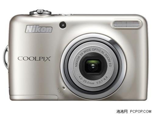 28mm广角+5X光变尼康L23仅售459元