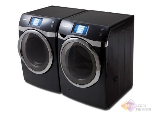CES2012快报:三星推出智能遥控洗衣机