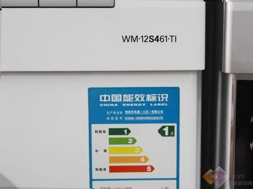 何谓正负洗?西门子WM12S461TI热卖