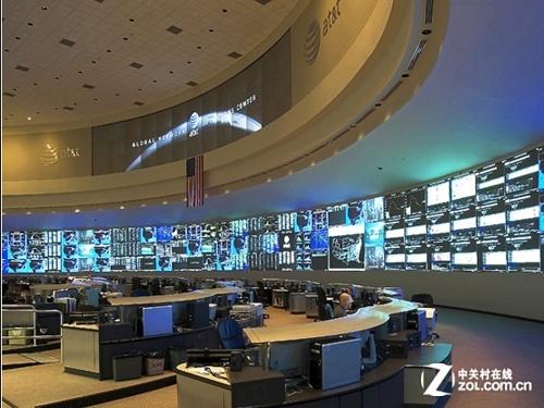 大型监控室