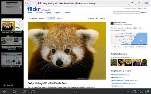 Firefox 10 for Android移动版已发布