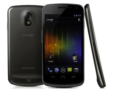 三星Galaxy Nexus硬件更新