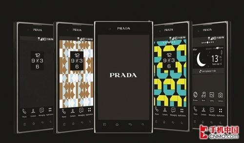 最时尚双核智能强机LGPrada3.0评测