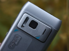 诺基亚 N8 银色 细节图