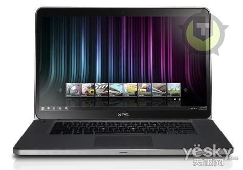戴尔新XPS15第二季度发布将搭Ivy平台CPU