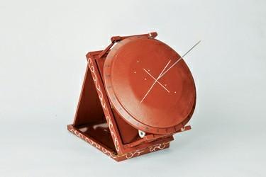 汉墓漆器竟是最古老天文观测仪