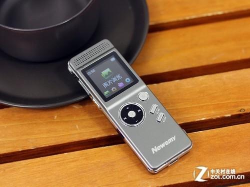 专业录音加摄录 纽曼PD60录音笔评测