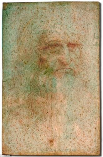 达尔文自画像腐坏严重专家称无法修复(图)