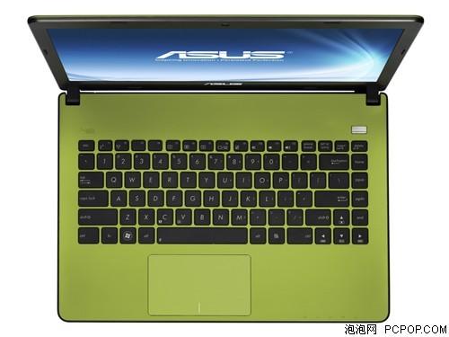 绿色更时尚华硕X401A上市价3799元