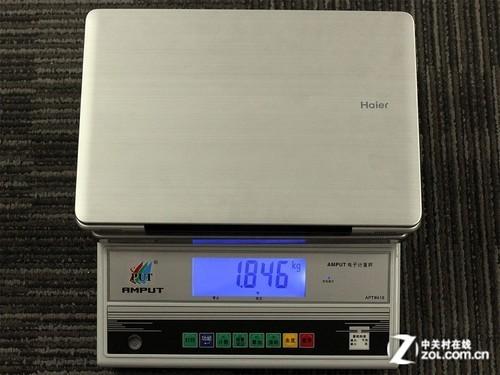 14英寸轻薄之选 海尔X3低价超极本评测