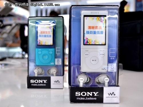 当轻薄不再是幻想 索尼NWZ-E474售769