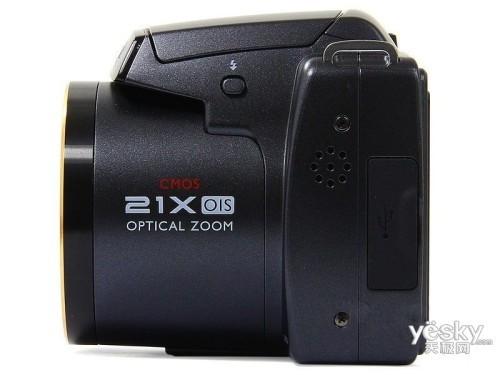 体验21倍光变明基GH700数码相机仅1599