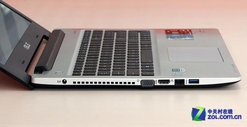 大屏幕轻薄设计 华硕S56C超极本评测