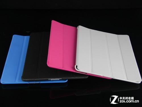 炫彩轻薄全方位呵护 优乐New iPad皮套评测