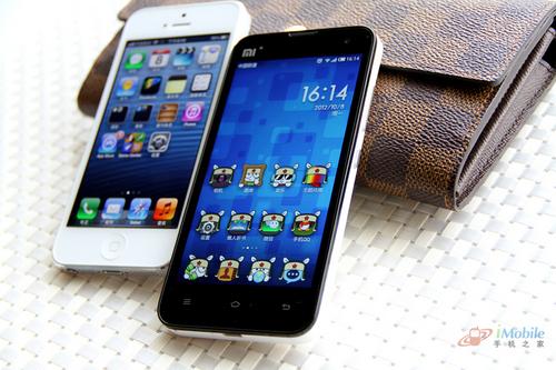 四核小米手機 2 評測 (2):MIUI、拍照、多媒體