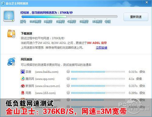 中国电信网速测试 浙江电信网速测试