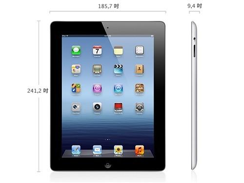 该出手时就出手苹果新iPad小降仅售3250