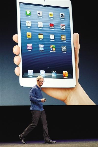 水货iPadmini下月即可入京:售价约3千元