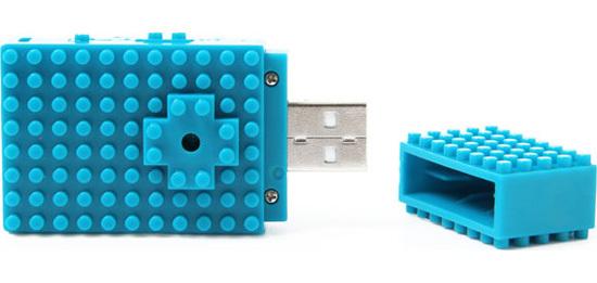 Fuuvi推出nanoblock樂高玩具相機