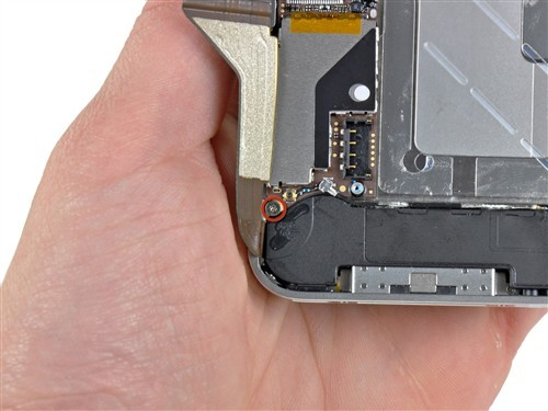 过程复杂更换iPhone4Home键步骤解析