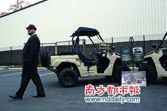 美军新装备:会飞的榴弹、迷你间谍飞艇(组图)