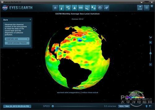 EyesonEarth围观世界末日前的地球和陨石