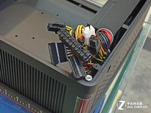1199元铝合金ITX机箱 沙漠之鹰着陆北京
