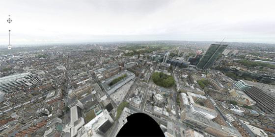 48640张照片拼接出全球最大360度全景照片