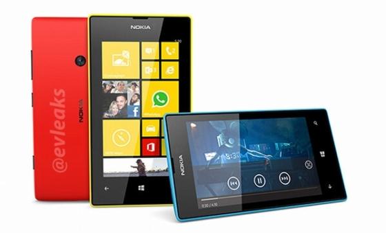 Lumia 520/720官方宣传照曝光