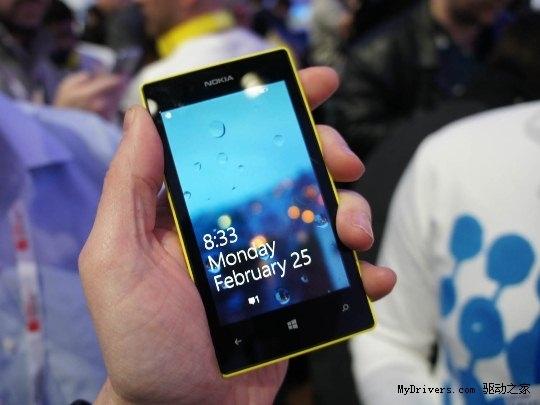 便宜了?Lumia 520下月初登国内