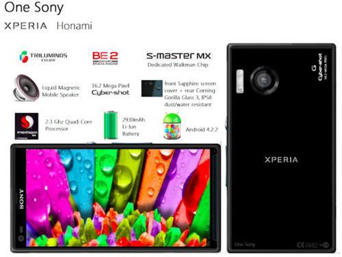 索尼Honami更名Xperia i1