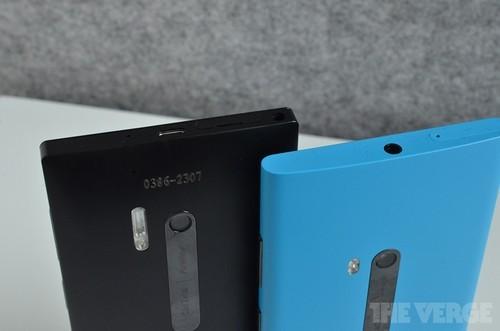 手感好 屏幕棒 诺基亚Lumia 928上手体验