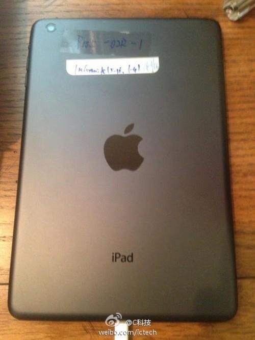 大号iPad mini 疑似iPad 5原型机曝光