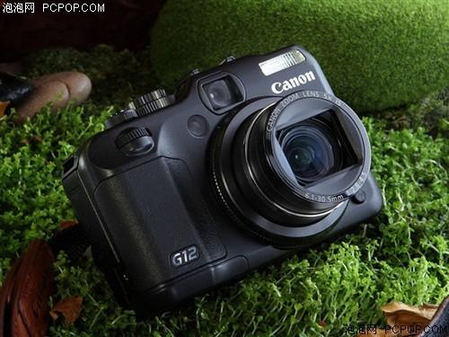 备机好选择佳能数码相机G12仅2588元
