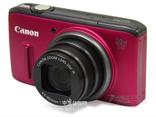 20倍光变长焦相机佳能SX240售1861元