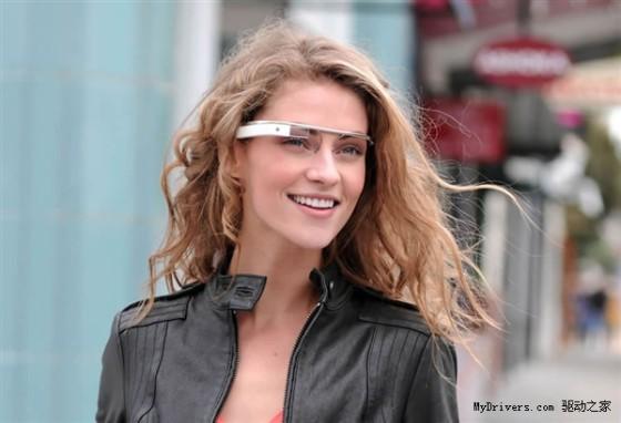 谷歌眼镜有价无市 中关村喊价10万一副