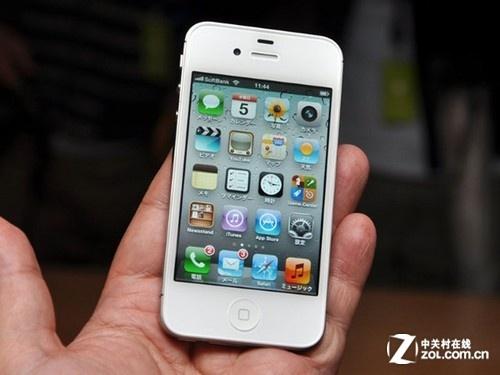 时尚靓丽大陆行 苹果iPhone 4s再报低价